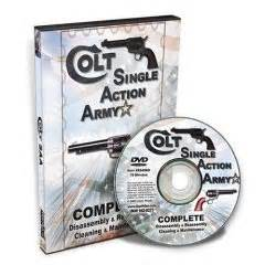 DVD Complete Colt Single Action Army DVD by Larry Crow