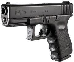 Glock 4th Gen 9mm