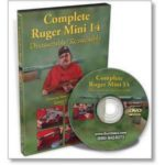 complete ruger mini 14 dvd