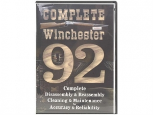 DVD Complete Winchester 92 by Larry Crow 1892