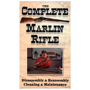 complete marlin rifle video BY LARRY CROW