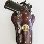 Evil Roy Wild Bunch Holster