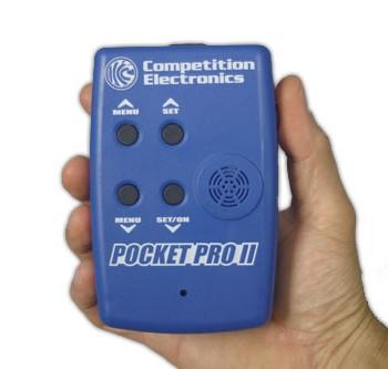 Pocket Pro II Shot Timer
